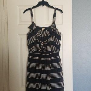 See through maxi dress